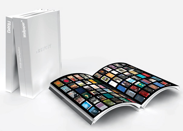 Library e-book Reading Device by Steve Yang, Yang ze-siao