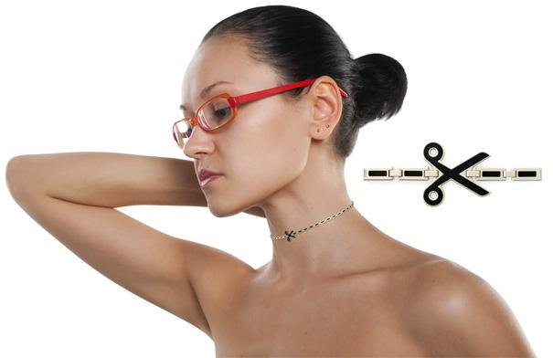 Punctirus Bracelet or Necklace by Art Lebedev