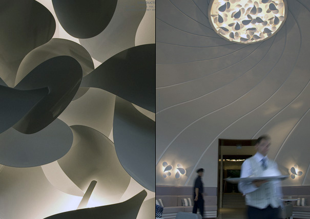 Monte-Carlo Beach Hotel, Monte-Carlo S.B.M. lighting concept by WORKS.PSLAB