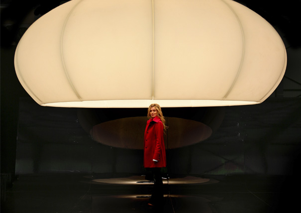 Biggest Lamp Ever Yanko Design