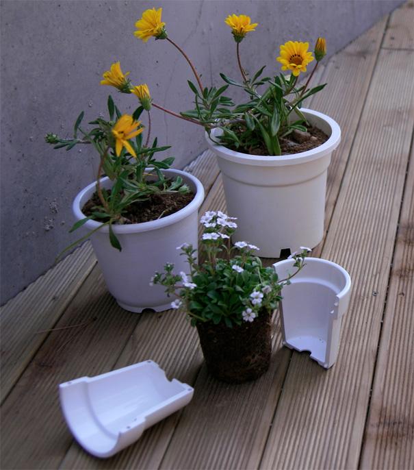 Re-flowerpot by Hyunjun Kim