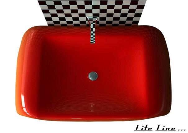 Italian Supercar Bathroom