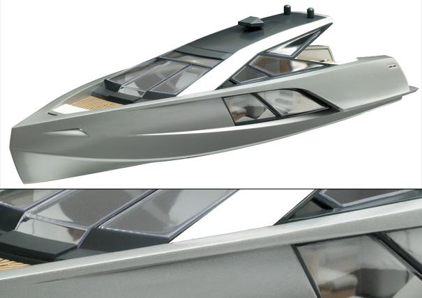 ZEMBO Zero Emissions Boat by Simon Gorski