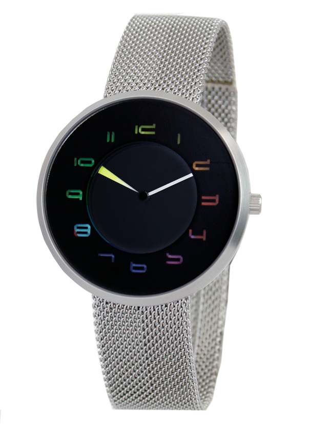 Chroma Watch by Laurinda Spear