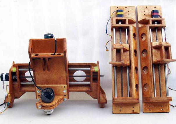 CNC modification by Nick Santillan