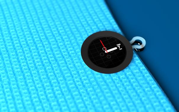 Clip Watch by Mac Funamizu