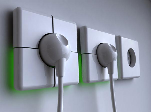 One.One.Two Socket & Socket by Meysam Movahedi