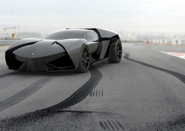 Lamborghini Madura by Slavche Tanevski
