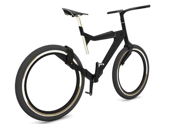 Hybrid City Bike by Peter Dudas