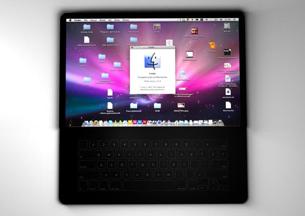 MacView apple pad device by Patrycjusz Brzezinski