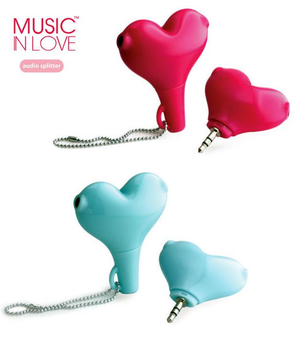 Music in Love Audio Splitter by Chris NG for Fadtronics