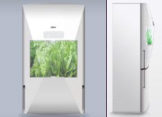 Refrigerator That Grows Plants