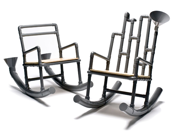 Rocking On The Beach – A Rocking Chair by Joon&Jung Designteller