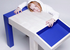 Doggy Table for Kids BY Kids