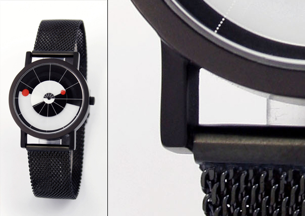 Equilibrium Watch by Projects Design