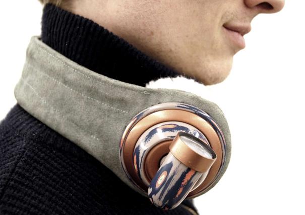 Kodak Sponsored Studio project aka earphones that capture everything by William Gerwin