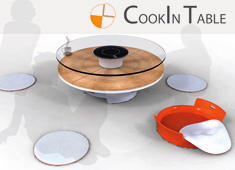 Cook In With The CookIn Table