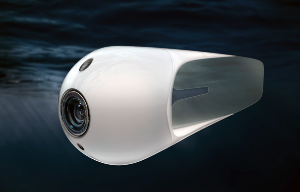 Fluke Deep Sea Explorer by Ralf Kittmann & Annalisa Koch