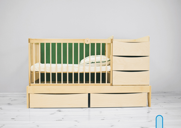 Smart Kid multi-functional article of furniture by Adensen Furniture