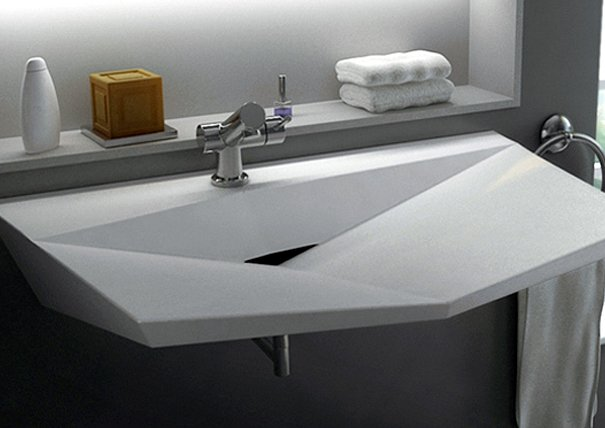 unique sinks bathrooms unique sink city yanko design 14878