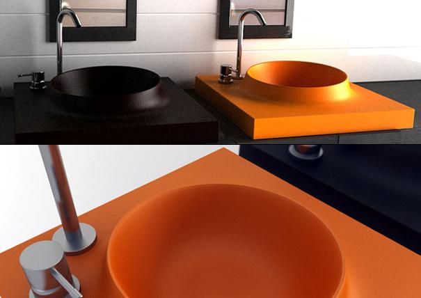 Unique Designer Sinks artisan sink grid metal bathroom sinks artisan sinks Vaskeo06
