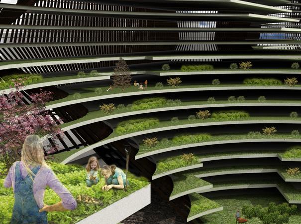 Agricultural Urbanism by Greg Chung Whan Park