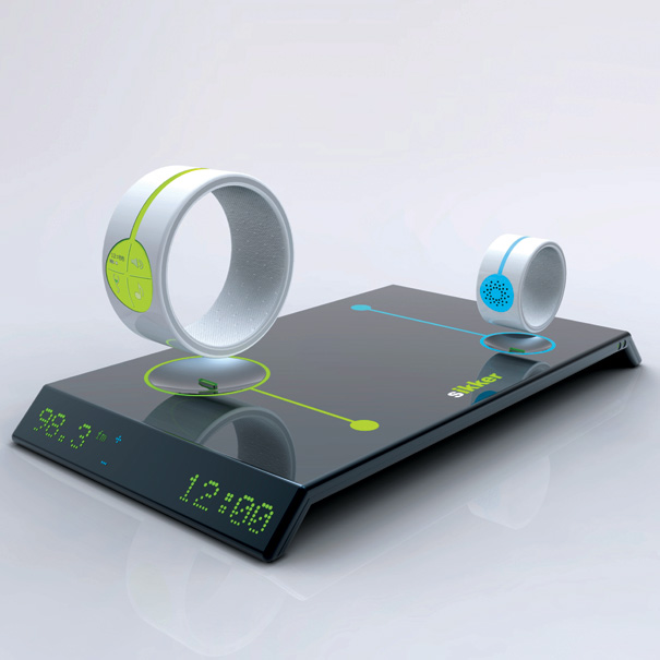 Sikker Intercommunication System Between Parents and Their Baby by Jessica Mendoza & Henoc Monte