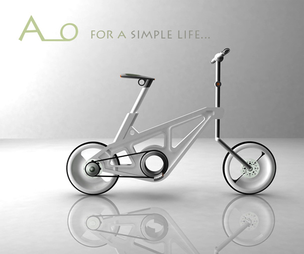 AO Bike by Omer Sagiv