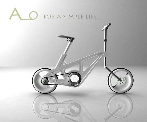 AO Bike by Omer Sagiv