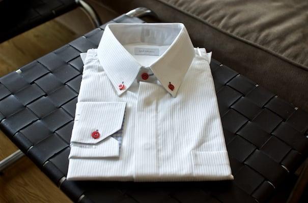 Custom & Tailored, Shirts My Way Review