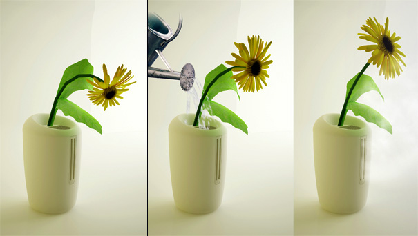 Bionic Humidifier by Gonglue Jiang