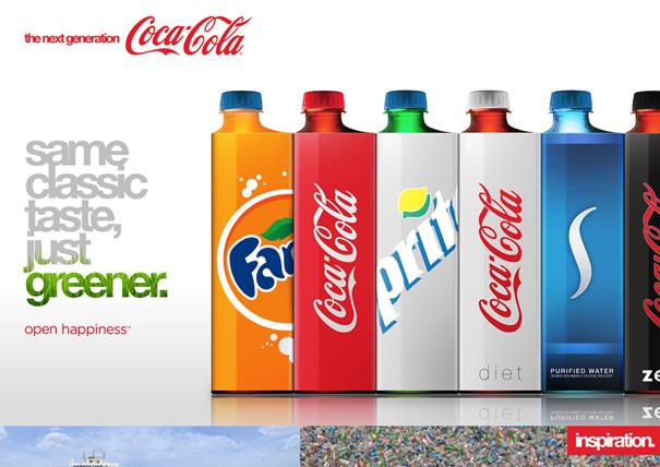 Eco Coke by Andrew Kim