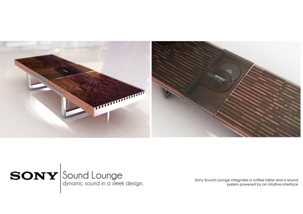 Sony Sound Lounge by Sharifah Nasser