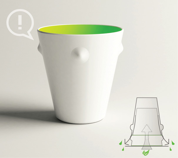 Stackable Cups by Seung Jun Jeong & Seo Young Moon