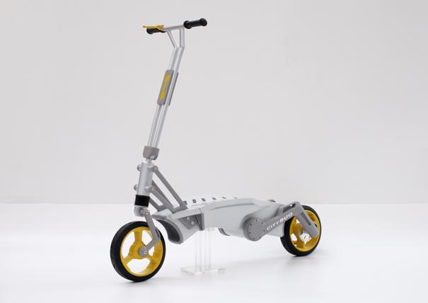 City Bug scooter by Omer Menashri