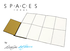 Pre Order: Spaces for Ideas Sketchbook by Brian Ling