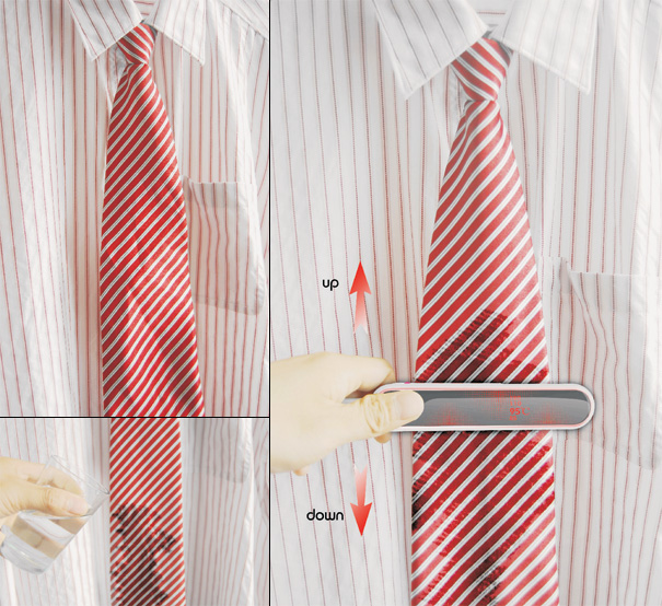Stick Pin Iron For Ties by Goal Orientation