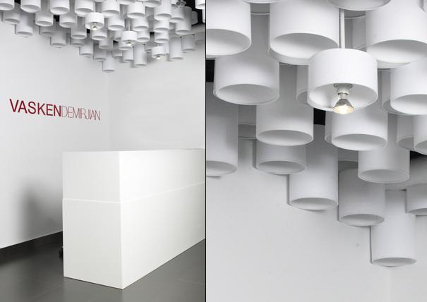 Vasken Demirjian Salon by Katerina Soukhopalov and Maren Sostmann of MSK Design Group