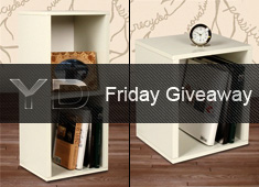 Friday Giveaway: WIN The Storage Cubes Collection From Way Basics