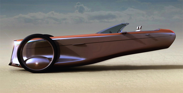TAA Concept Car by Antonio Sunjerga