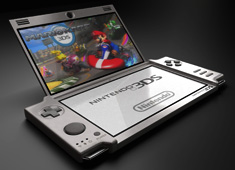 Nintendo 3DS With Huge Screens!