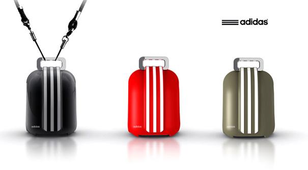 Adidas USB Bag by Arthur Xin
