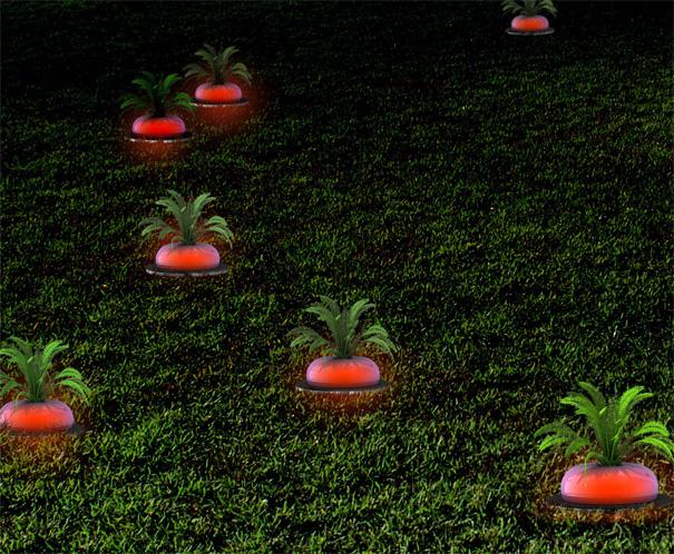 Mario Bros. Garden