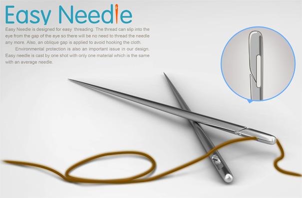 Easy Needle by Du Rui, Zhou Hongjie, Liu Yan, Tao Linkai