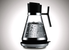 Sunbeam Designer Series Glass Kettle