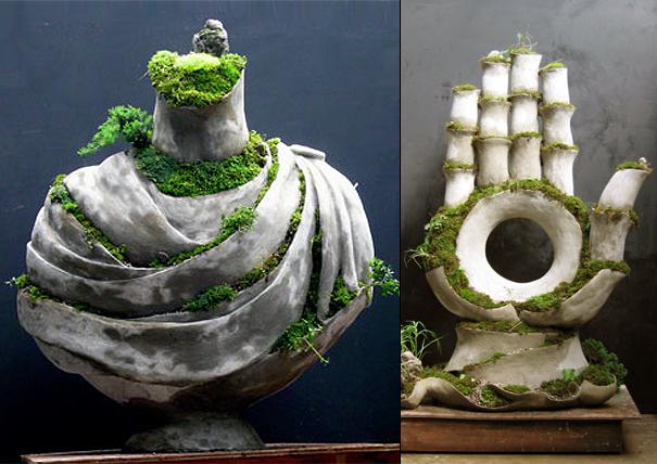 Terraform Sculpture by Robert Cannon