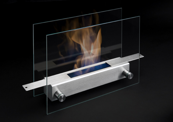 Apollo Tabletop Fireplace by Wolf Wagner