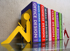 Those Are Smart Bookends