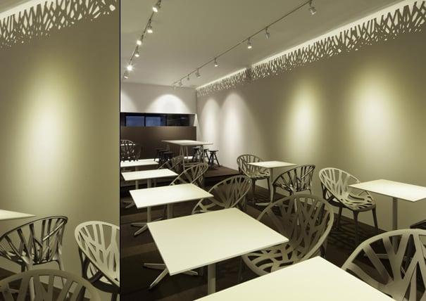 AG Cafe in Nagoya City by Kidosaki Architects Studio