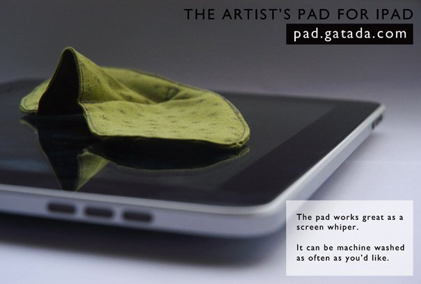 Hey Everybody! It's the iPad Pad!